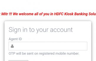 CSC HDFC BC POINT